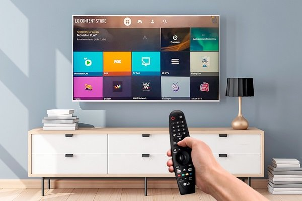 Wink на LG Smart TV